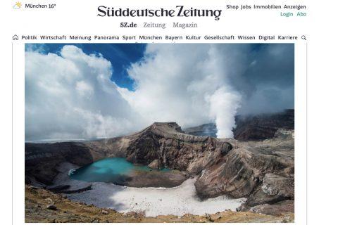 Feature in Süddeutsche Zeitung