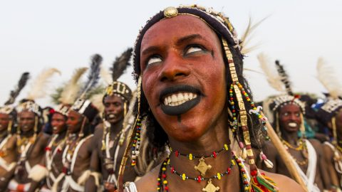 Beauty in the Sahel: Niger's Gerewol Festival